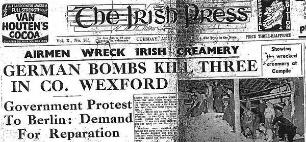 Ireland in World War Two: Neutrality and the Art of Survival