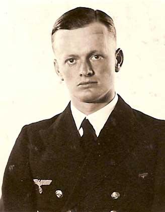 U-Boot-Kommandant Ralf-Reimar Wolfram