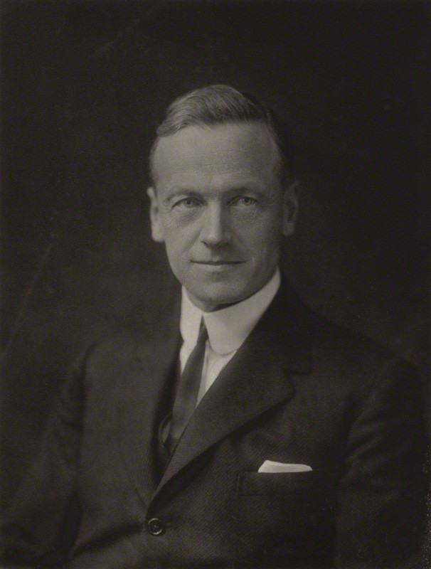 NPG x133257; Walter Edward Guinness, 1st Baron Moyne of Bury St Edmunds by Walter Stoneman