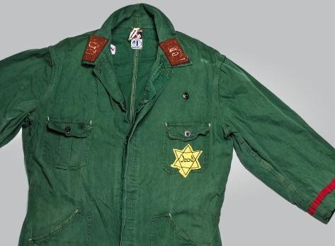 Westerbork Kamp uniform