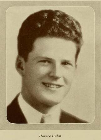 Horace_Hahn_senior_class_photo_1933