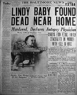lindbergh-dead-front-page
