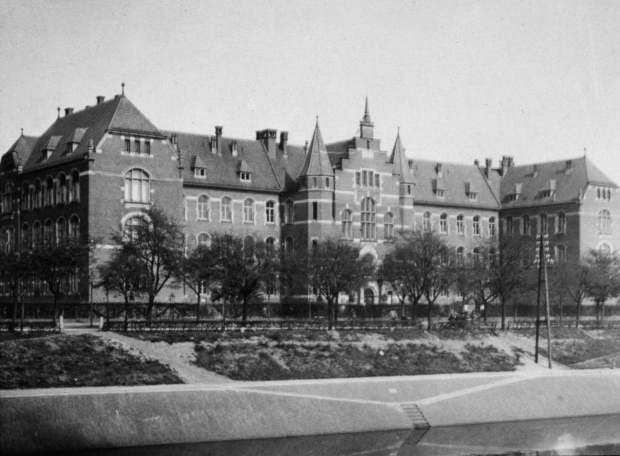 Robert Koch-Institut, 1900