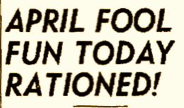 1943rationed