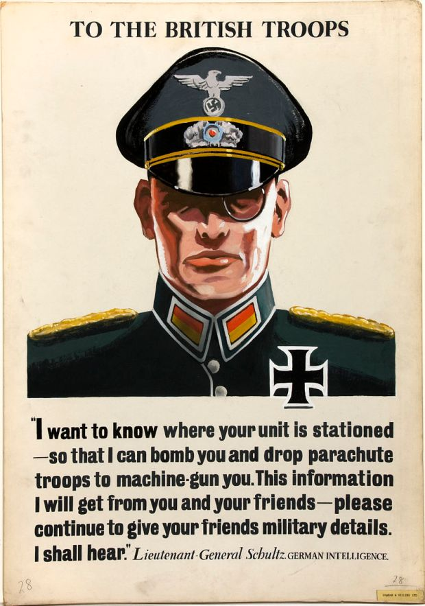 800px-INF3-267_Anti-rumour_and_careless_talk_German_Intelligence_Officer