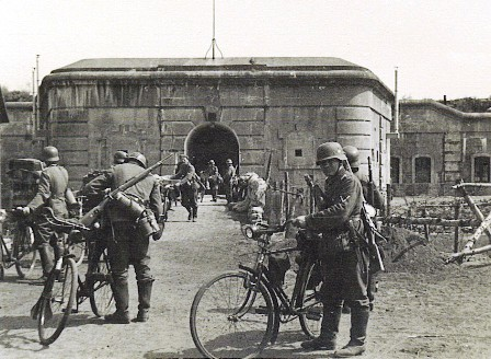 breendonck - german army