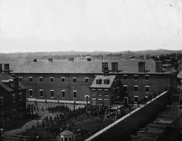Execution of the Lincoln conspirators, 1865 8