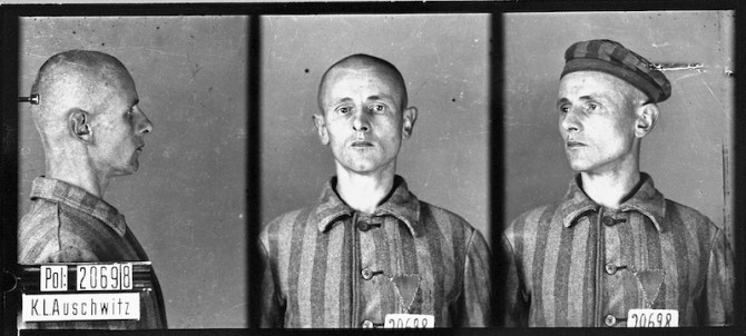 from Dominic gay concentration camp