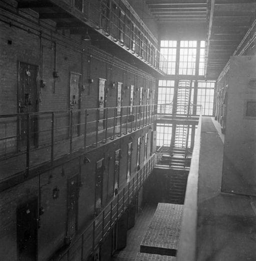 NLD_NoordHolland_Amsterdam_Weteringschans_gevangenis