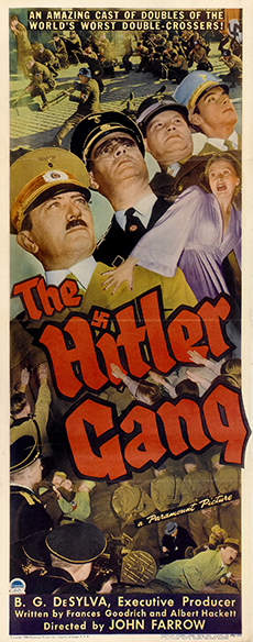 The-Hitler-Gang-Poster