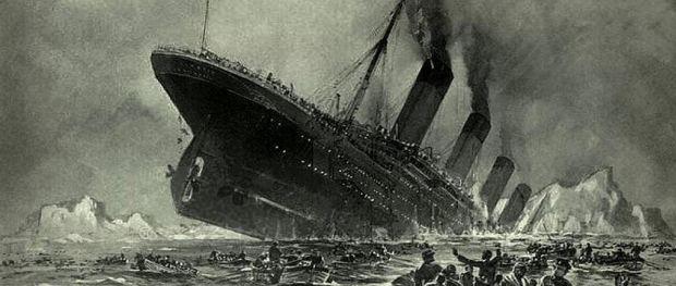Untergang-der-Titanic