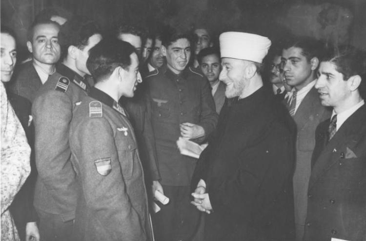 Berlin, Besuch Amin el Husseini