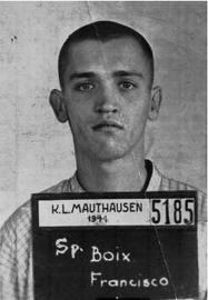 f-boix-en-mauthausen-a-su-llegada