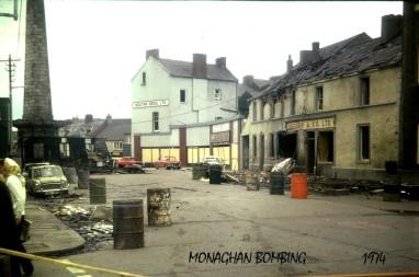 Monaghan-Bombing