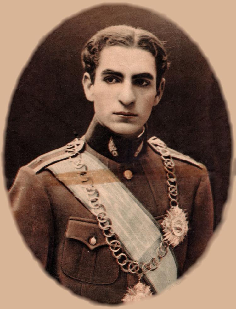 Pahlavi_engagement