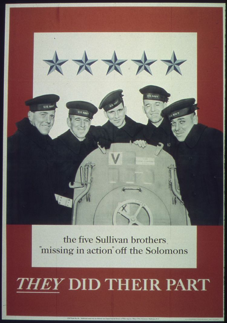 800px--Five_Sullivan_Brothers_-_They_Did_Their_Part-_-_NARA_-_514265