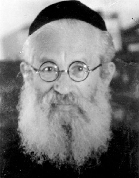 Yitzhak_HaLevi_Herzog_1945_portrait