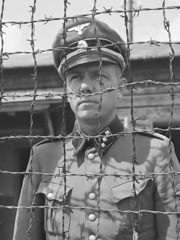 Kampcommandant K.P. Berg