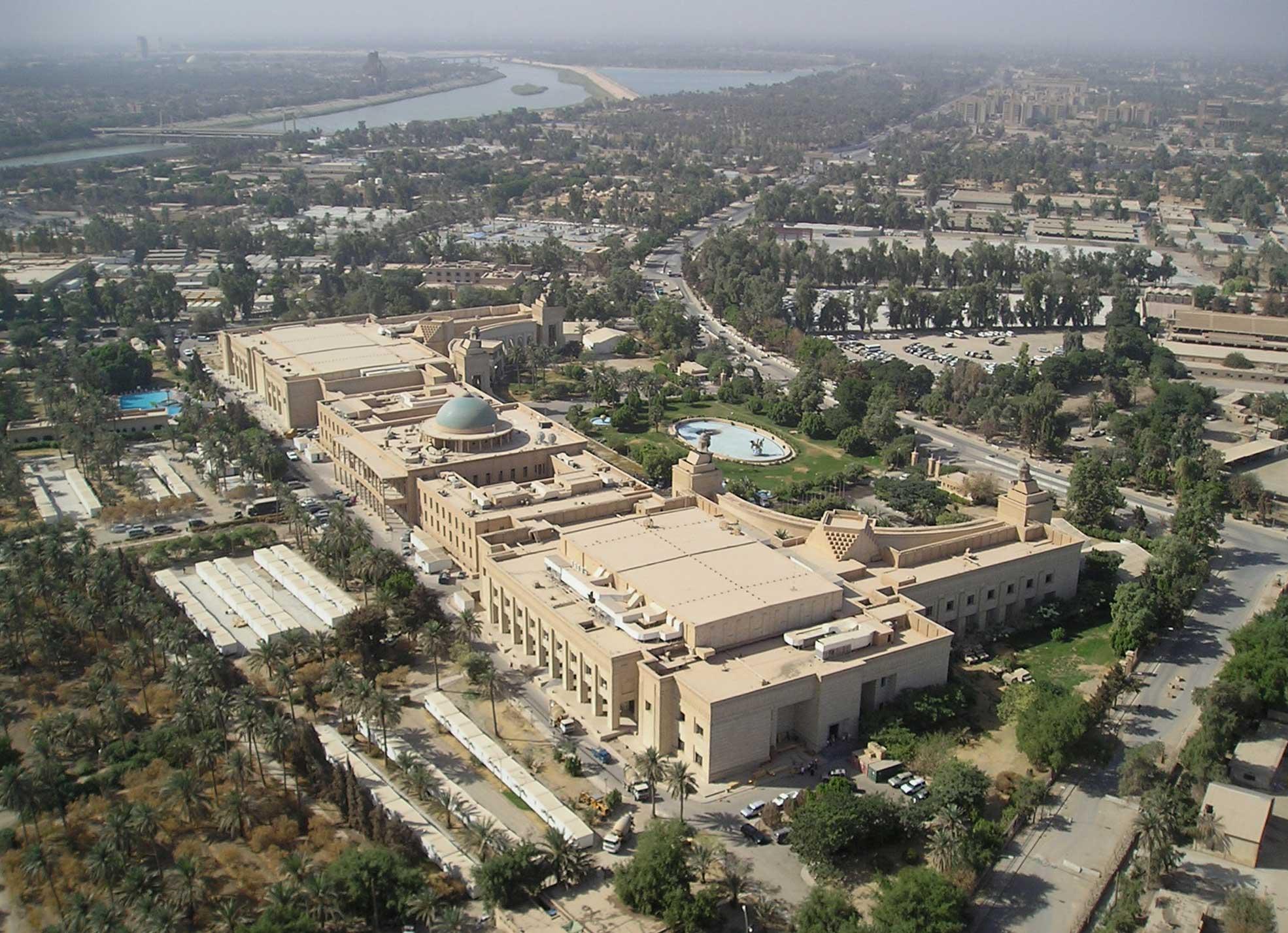 Saddam's-Palace,-Green-Zone