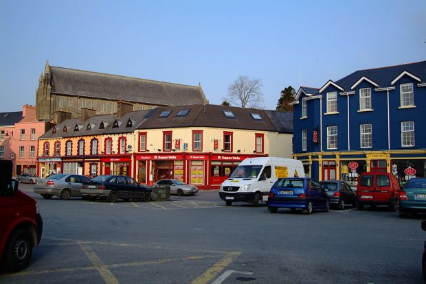 -The_Square.Castletownbere