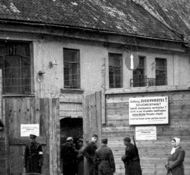 Vilna Ghetto gate