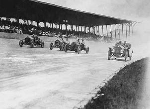 Image result for first race at indianapolis motor speedway