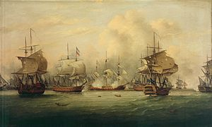 300px-The_Battle_of_the_Dogger_Bank_5_August_1781