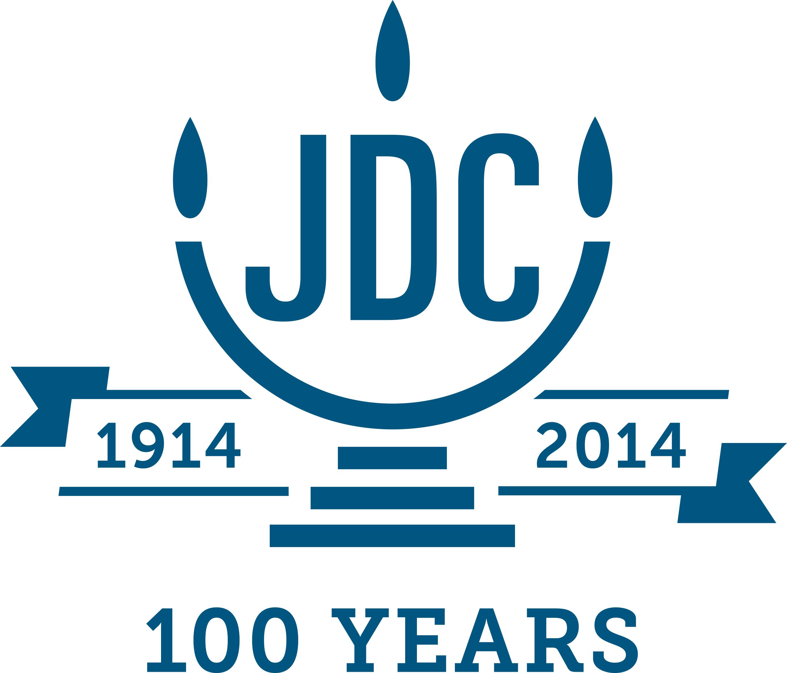 JDC_100years_NEW_logo_dkBLUE