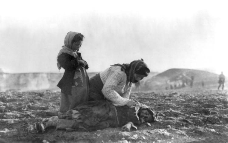 armenian-woman-children
