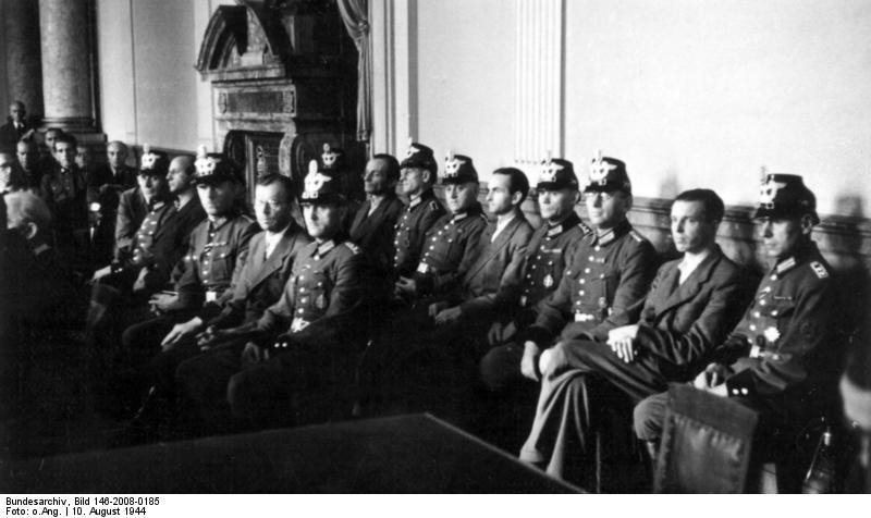 Berlin, Berthold Schenk Graf v. Stauffenberg