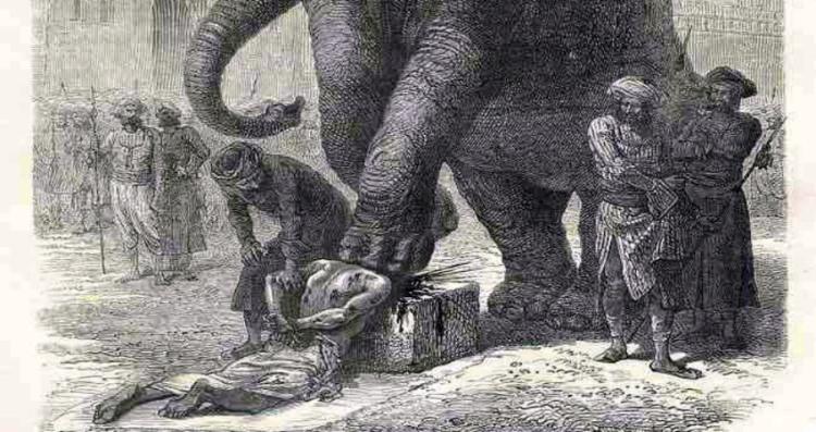 head-crush-execution-elephant