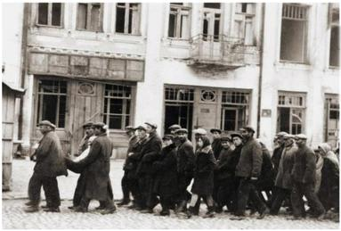 Kamianets-Podilskyi_August_1941_roundup