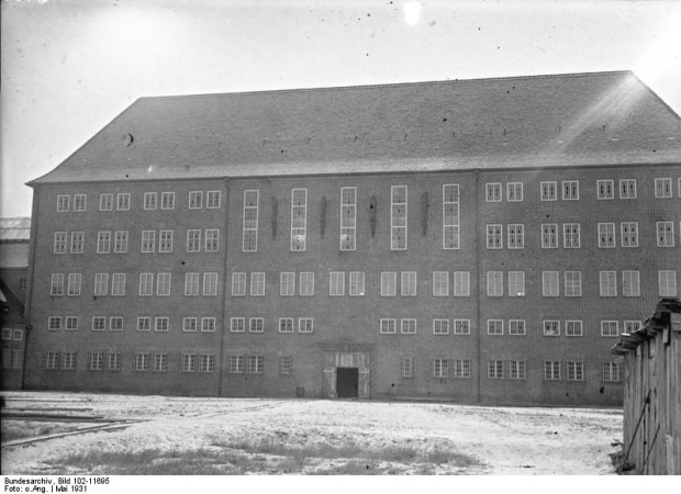 Brandenburg, Hauptgebäude des Zuchthauses
