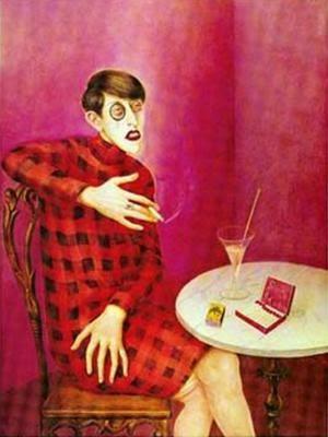 entartete kunst Otto-Dix-Portrait-of-the-Journalist-Sylvia-von-Harden-