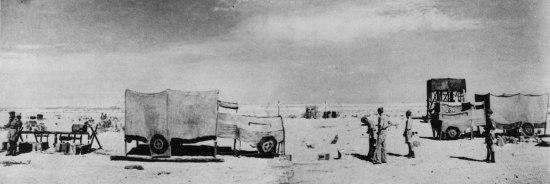 WO201-2023_Operation_Bertram_dummy_vehicles_at_Diamond_dummy_pipeline_October_1942