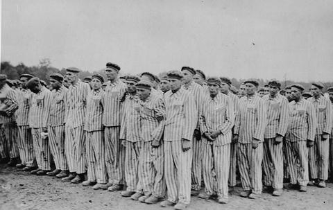 Buchenwald homosexual experiments