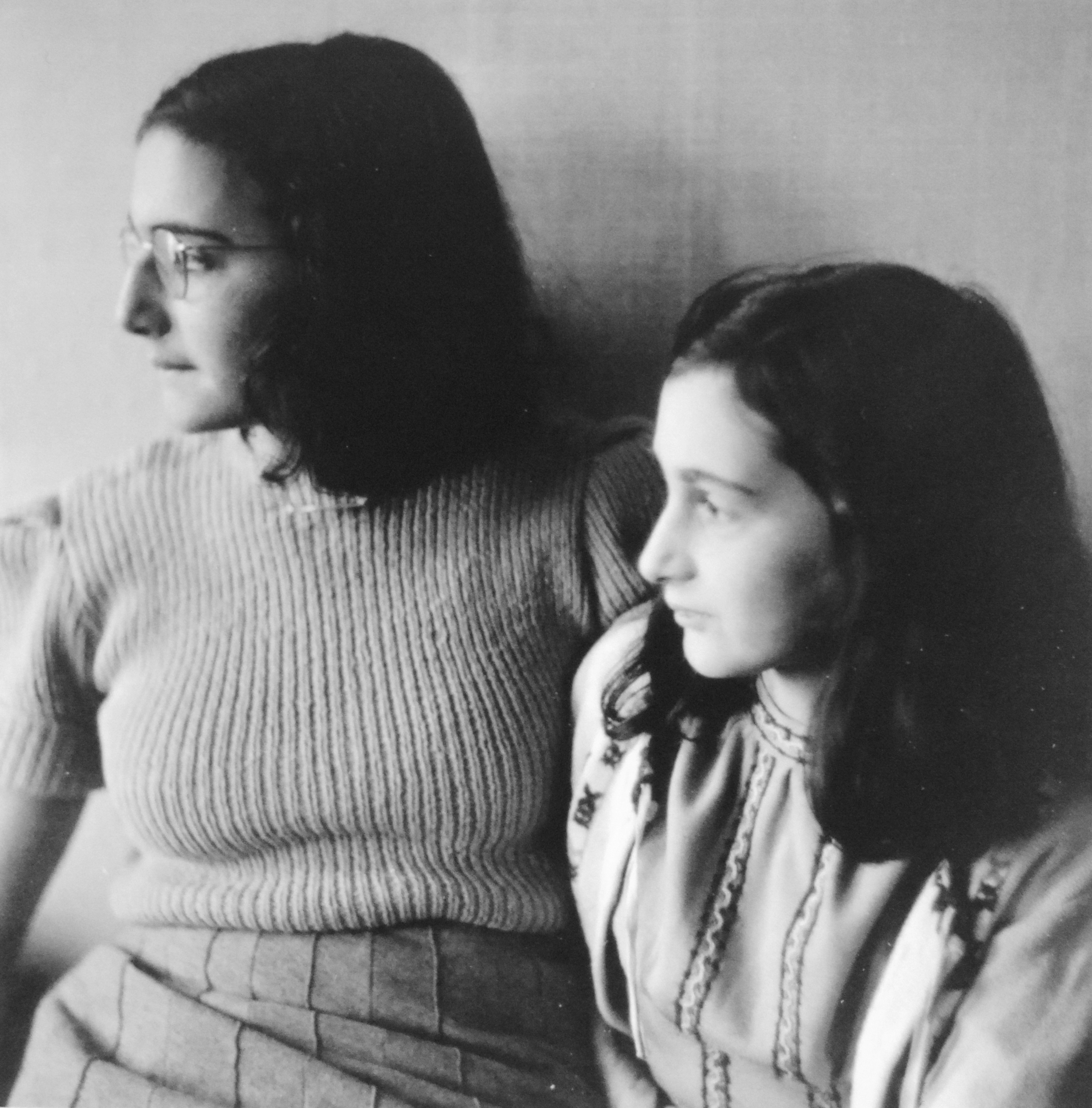 anne-and-margot-frank