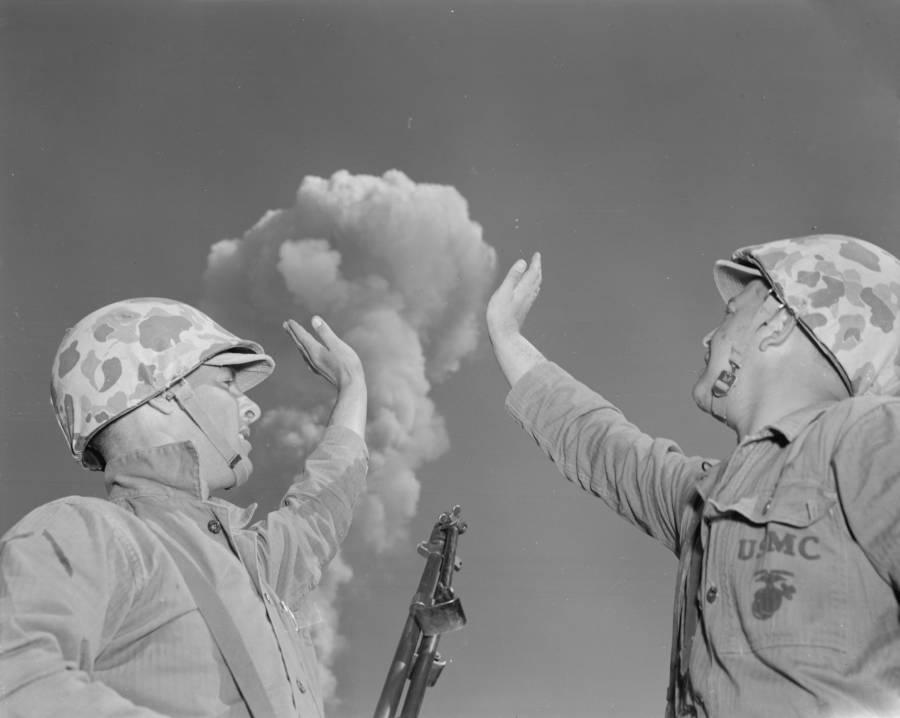 atomic-high-five