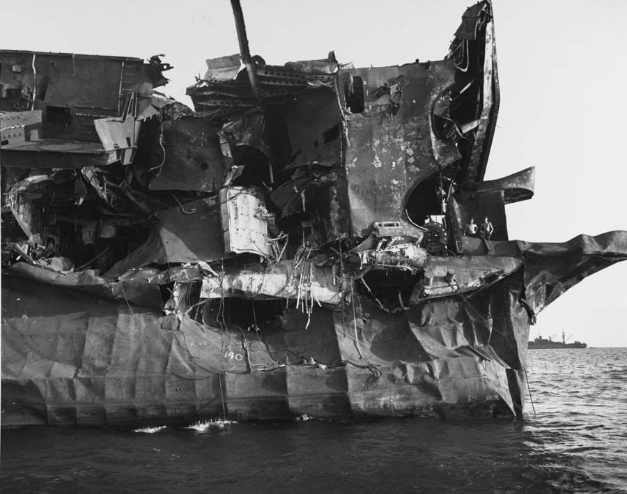 damage-to-uss-independence