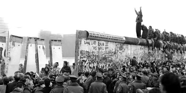 The Fall fo the Berlin Wall