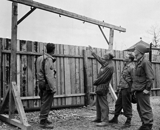 W-Buchenwald-Gallows