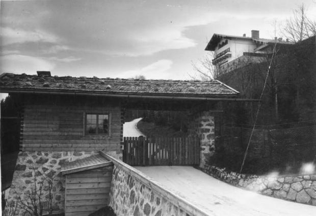 Obersalzberg, Berghof von Adolf Hitler