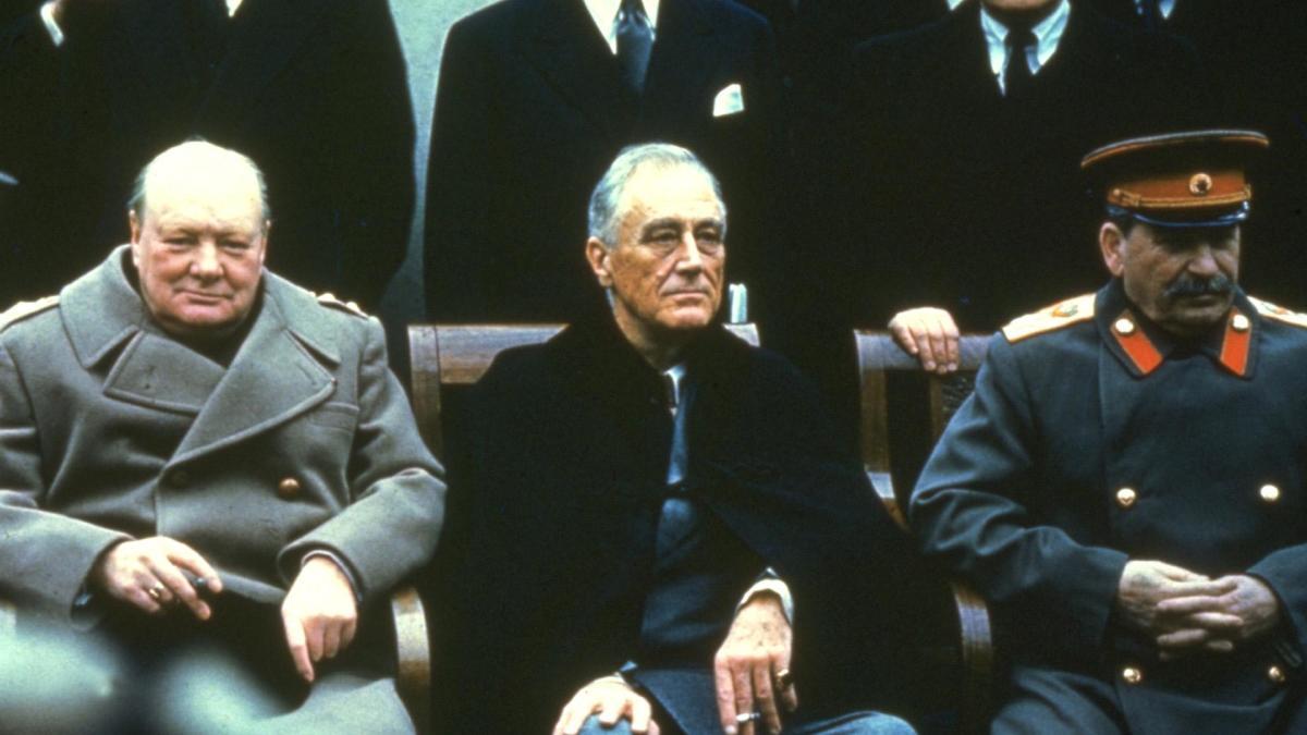 franklin-d-roosevelt--the-yalta-conference