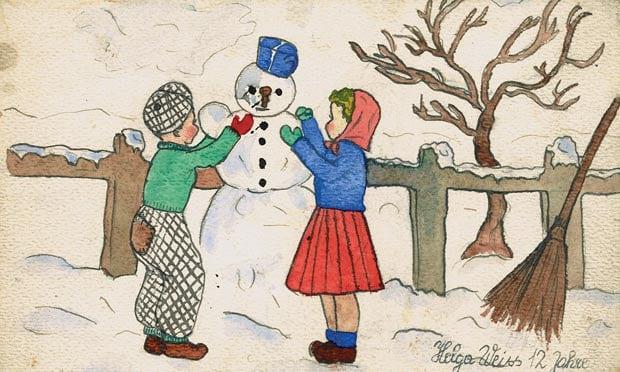 Helga-Weiss-snowman-011