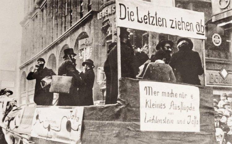 Alaaf und Heil Hitler