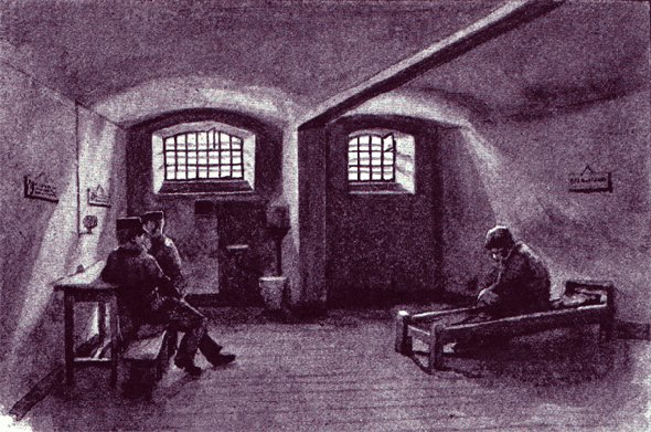 Newgate_condemned_cell_1891