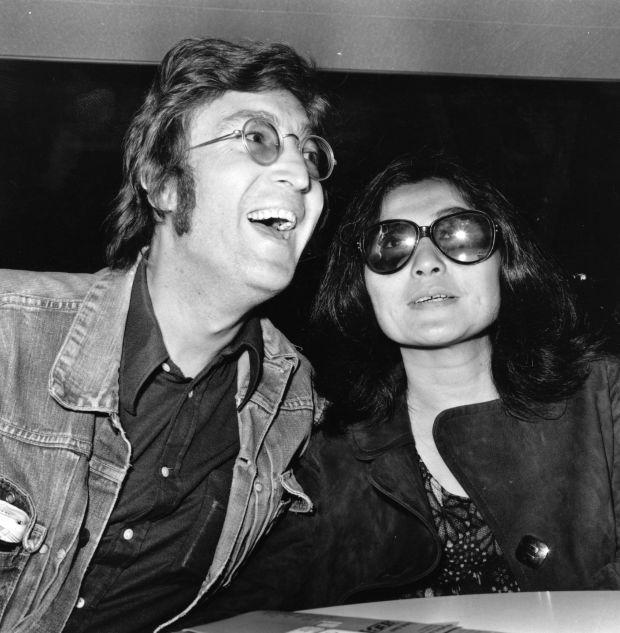 Laughing Lennon