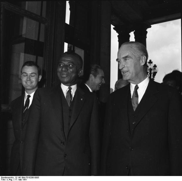 Villa Hügel Essen, Präsident von Togo