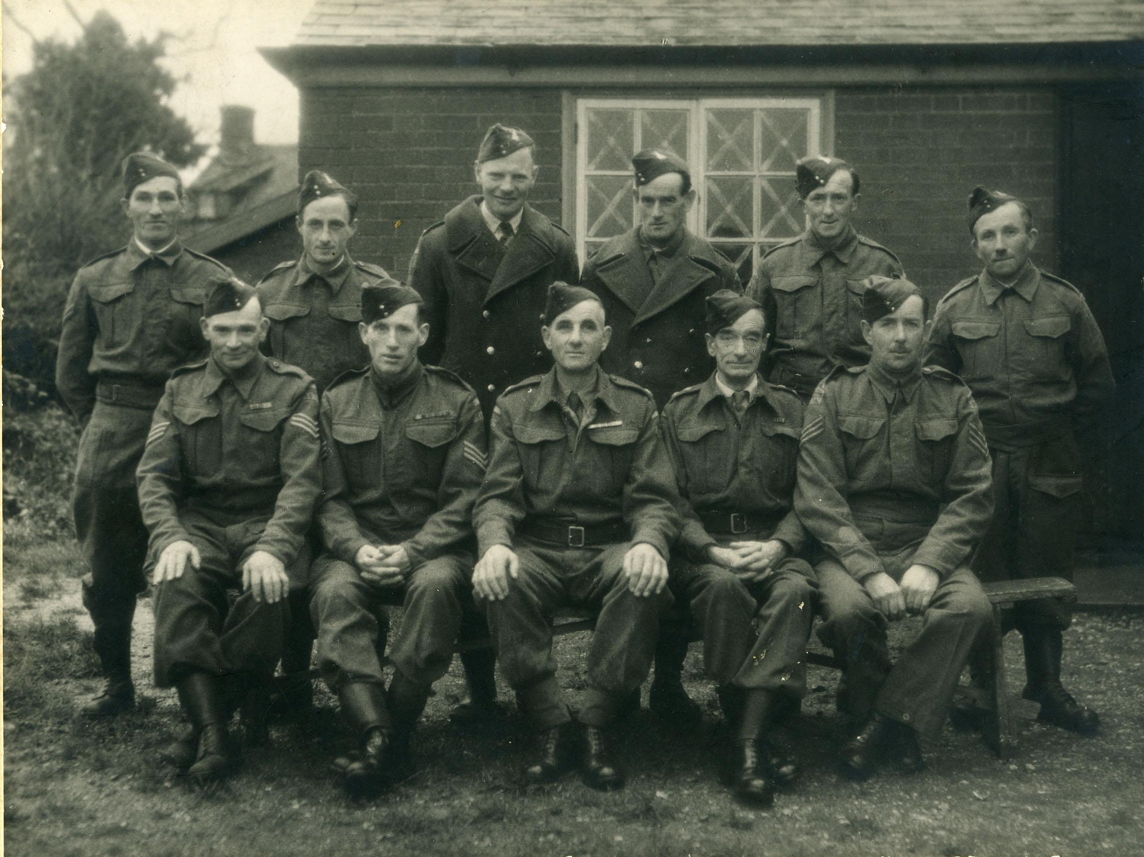 Bunwell Home Guard