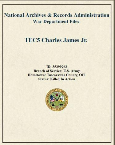Charles James Jr